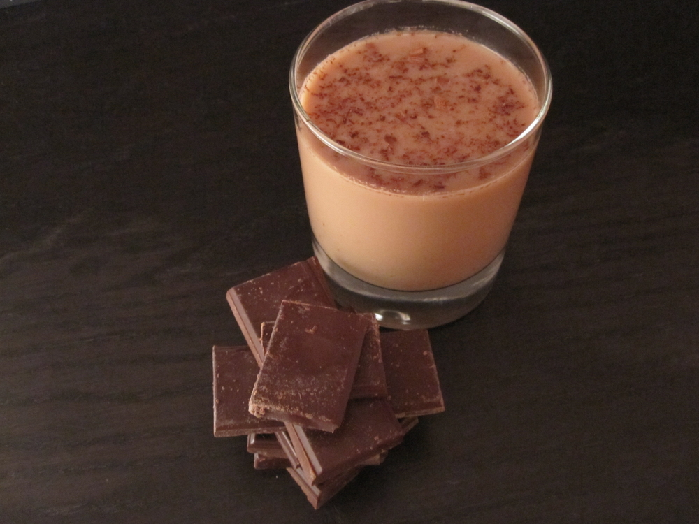 chocolate raspberry martini makes two cocktails adjust recipe as ...