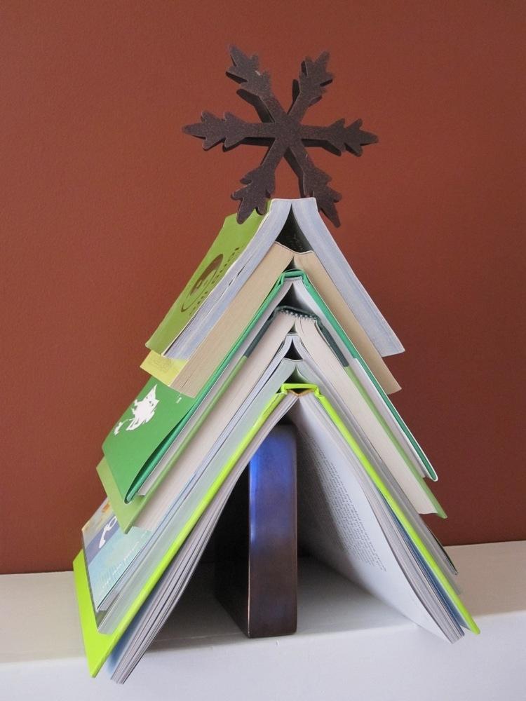 christmas tree o books - Christmas Tree Book