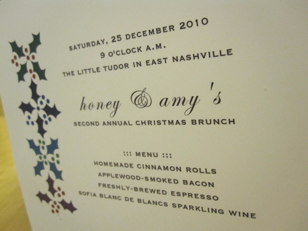 christmas brunch menu a call for ideas