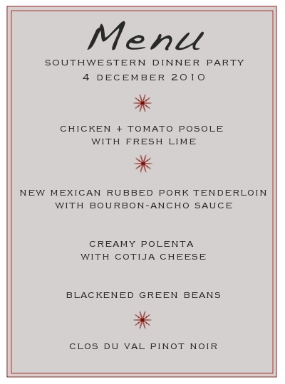Sneak Peak Of Saturday'S Menu