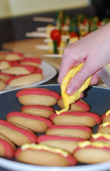 hot-dog-cookies