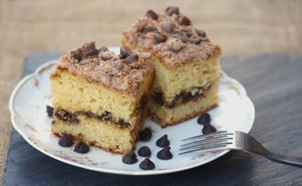 coffee cake white chocolate ginger coffee cake muffin coffee chocolate ...