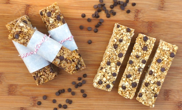 granola bars how to make them