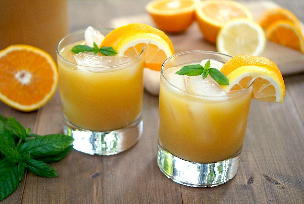 Southern Fruit Tea