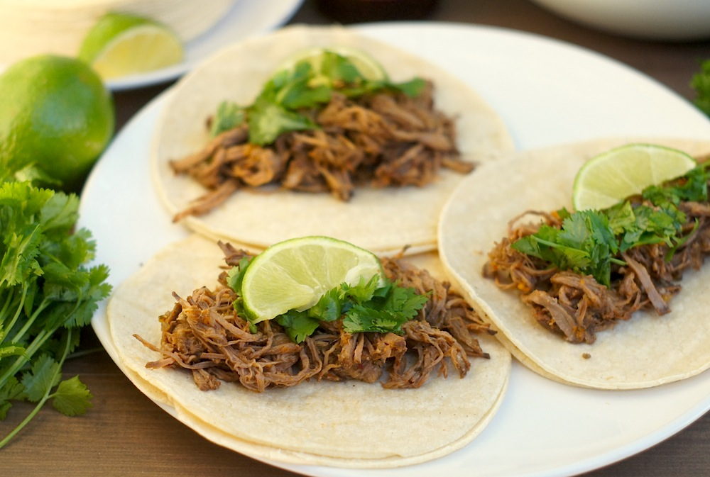 Barbacoa+Beef Slow-Cooker Barbacoa Beef