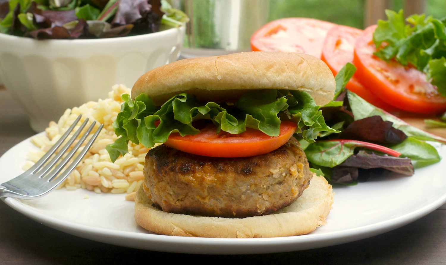 Our Favorite Turkey Burgers