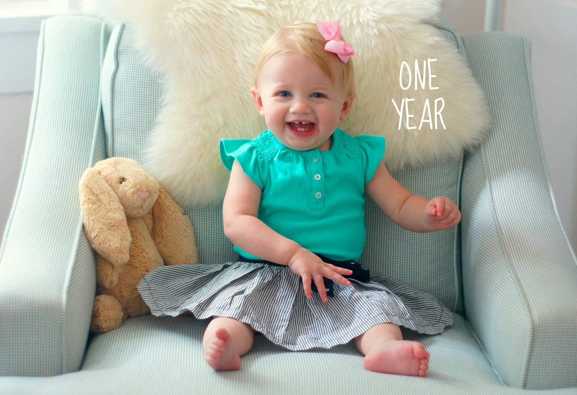 twelve-months-old