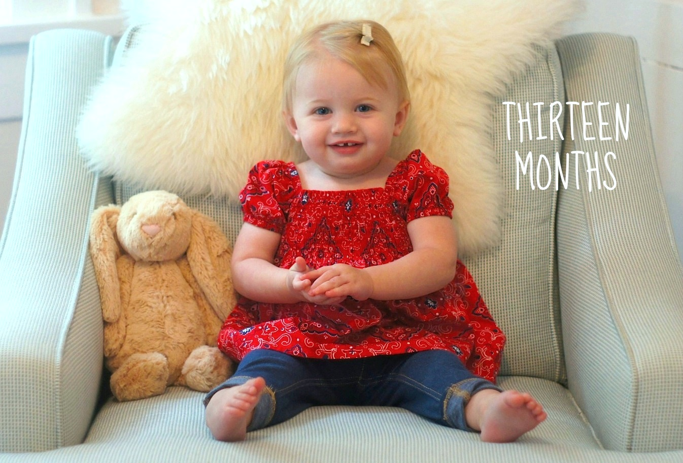 Fearless baby update for What should a 14 month old be doing