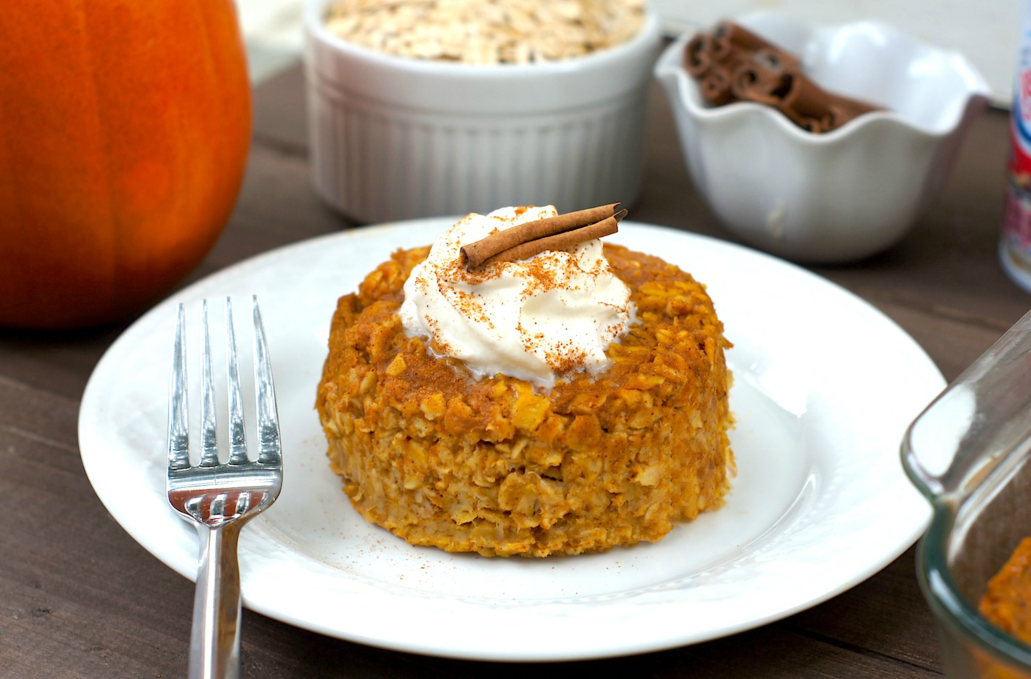 pie oatmeal pumpkin pie oatmeal pumpkin oatmeal baked blueberry ...