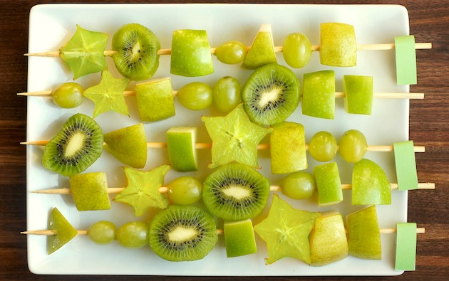 Green Fruit   www.FearlessHomemaker.com