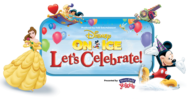Disney On Ice - Let's Celebrate! Nashville performance giveaway