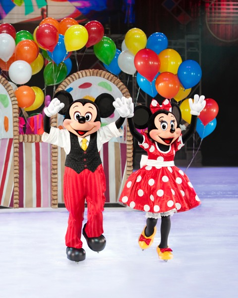 Disney on Ice Giveaway - Nashville October 1-4, 2015