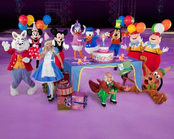 Disney on Ice Giveaway - Nashville October 1-4, 2015